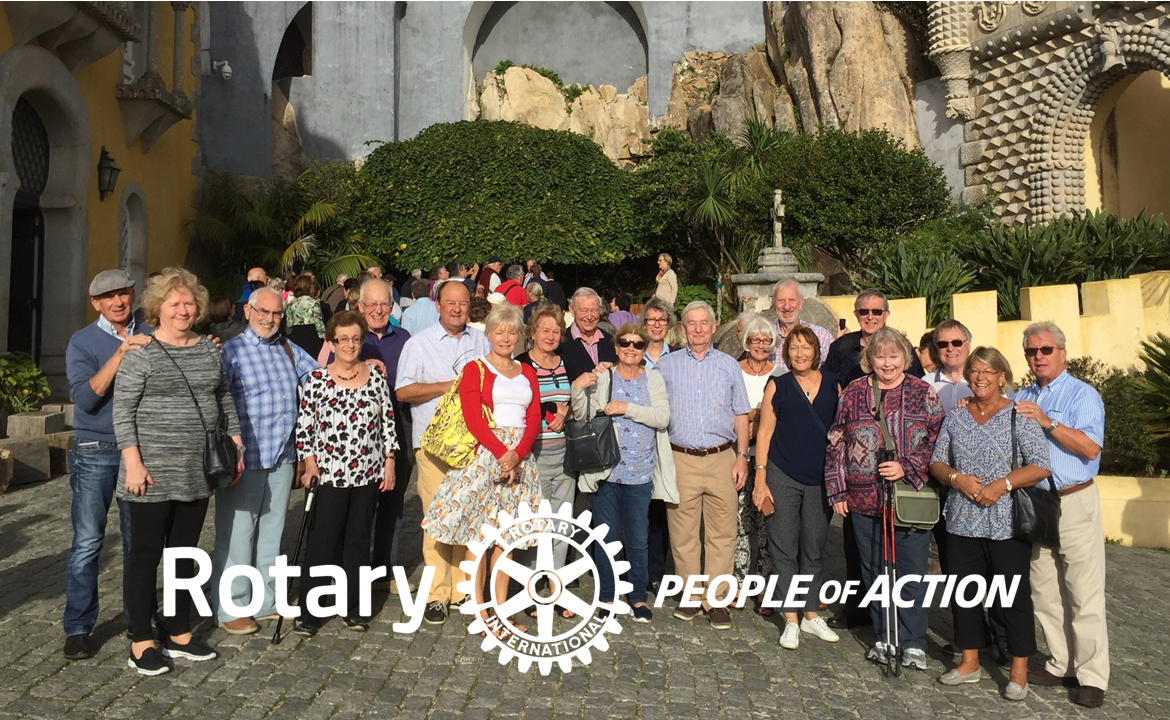 Rotary Club - People of Action